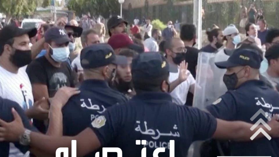 الجيش التونسي يصدّ في وجه الغنوشي وأنصار