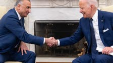 الكاظمي: العلاقة مع واشنطن ستتحول إلى مرحلة جديدة