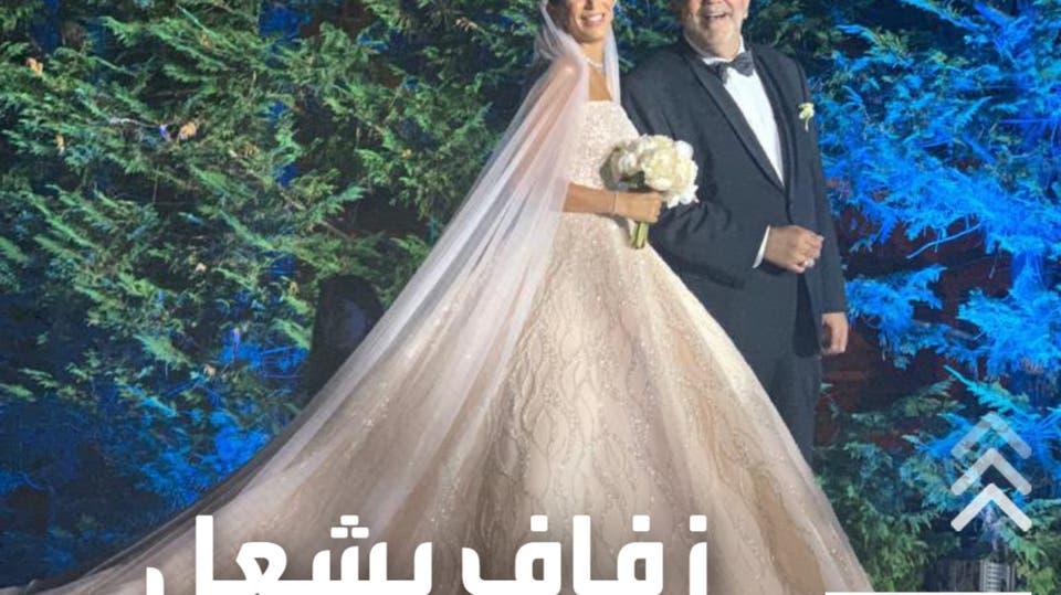 في ظل الأزمة اللبنانية.. قيادي بارز في حزب الله يحتفل بابنته بحفل زفاف باذخ
