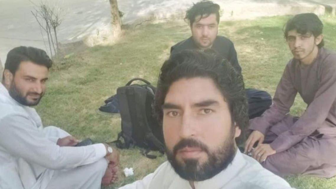 زندانیان افغان