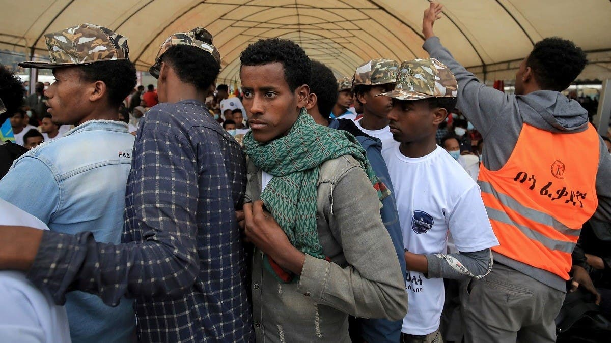 Thousands of Ethiopians from Amhara region cross into Sudan fleeing conflict