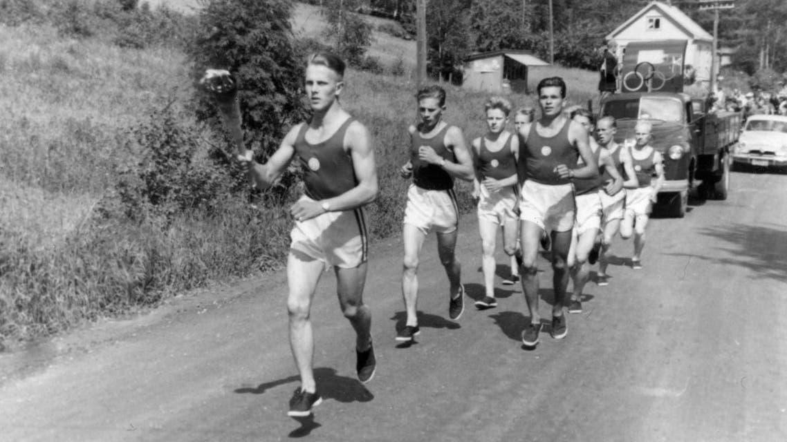الشعلة الأولمبية لعام 1952