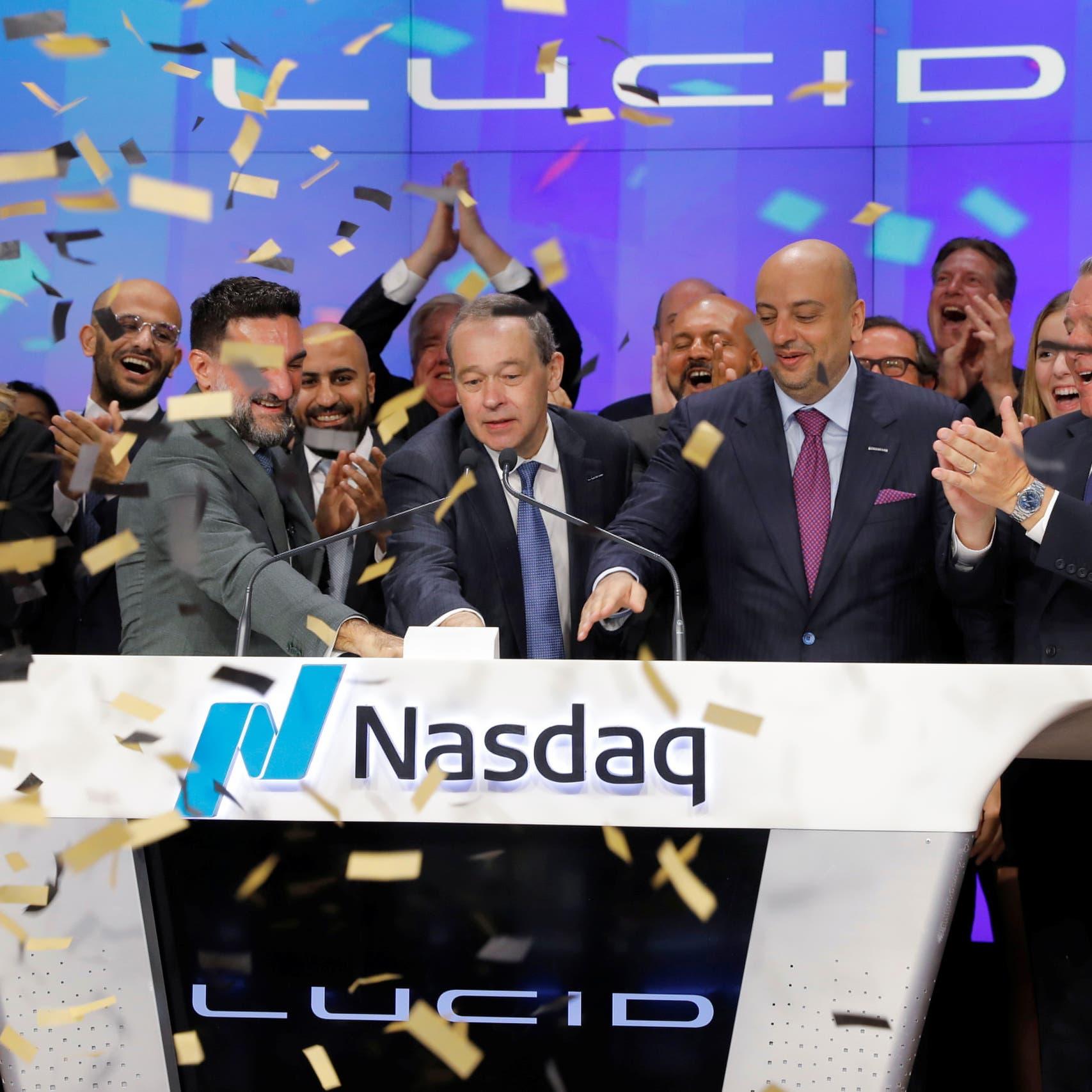 """مكاسب الاستثمار السعودي في """"لوسيد"""" تفوق 22 مليار دولار بعد إدراجها"""