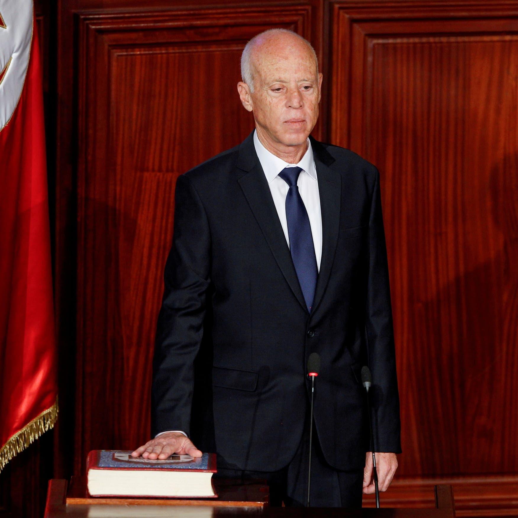رئيس تونس:التدابير الاستثنائية لمنع العبثبالدولة ومقدراتها