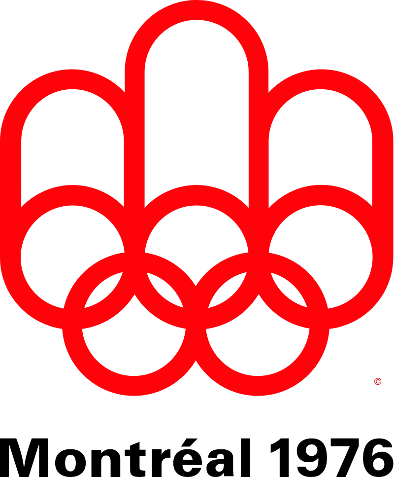 رمز الألعاب الأولمبية مونتريال 1976
