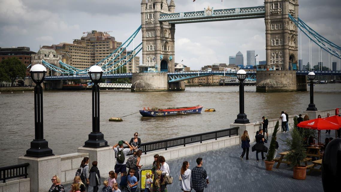 بريطانيا، لندن، كورونا، (رويترز)