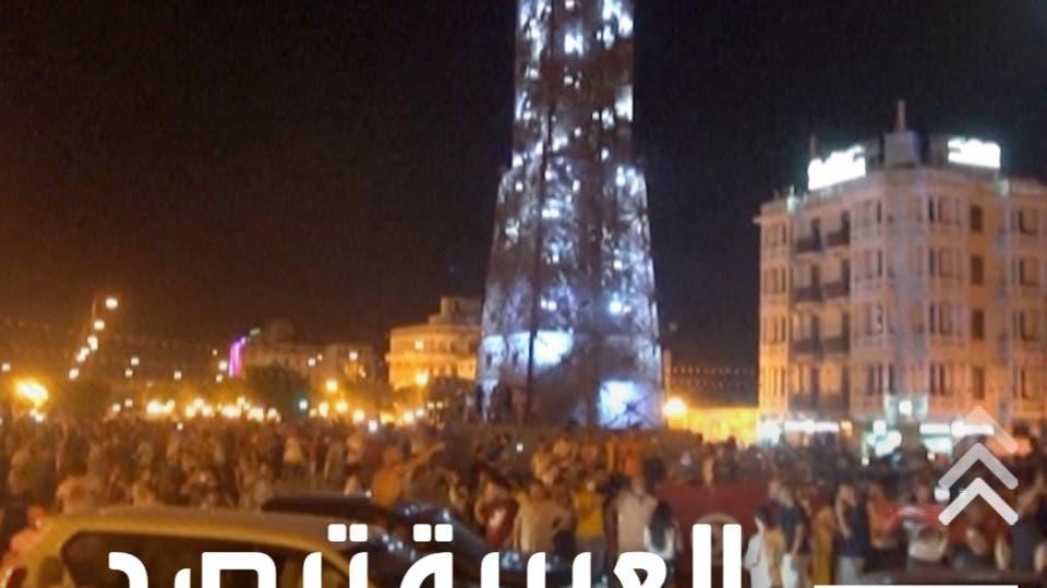 العربية والحدث ترصدان فرحة التوانسة بعد قرارات سعيد تجميد البرلمان وحل حكومة المشيشي