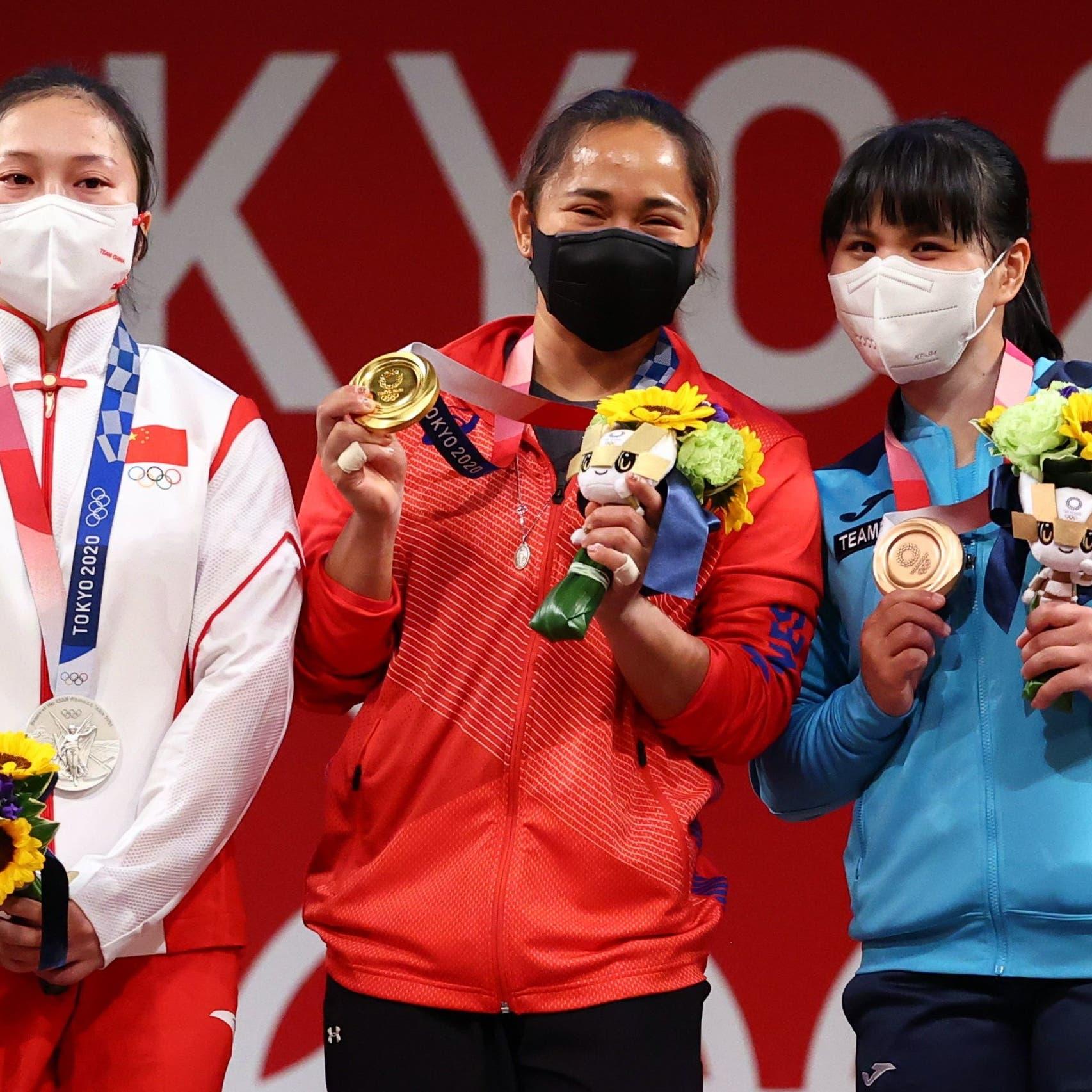كم يجني الرياضيون عند الفوز بالميداليات الأولمبية؟