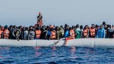 دستکم 57 مهاجر در حادثه غرقشدن کشتی در آبهای  لیبی جان باختند
