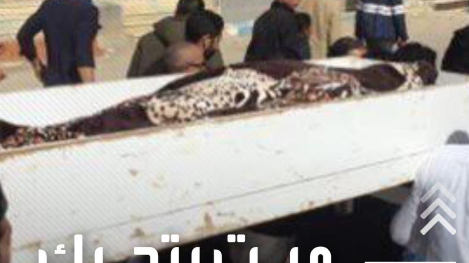 واقعة مرعبة في مصر.. ميت يتحرك في نعشه.. والأطباء يؤكدون: توفي