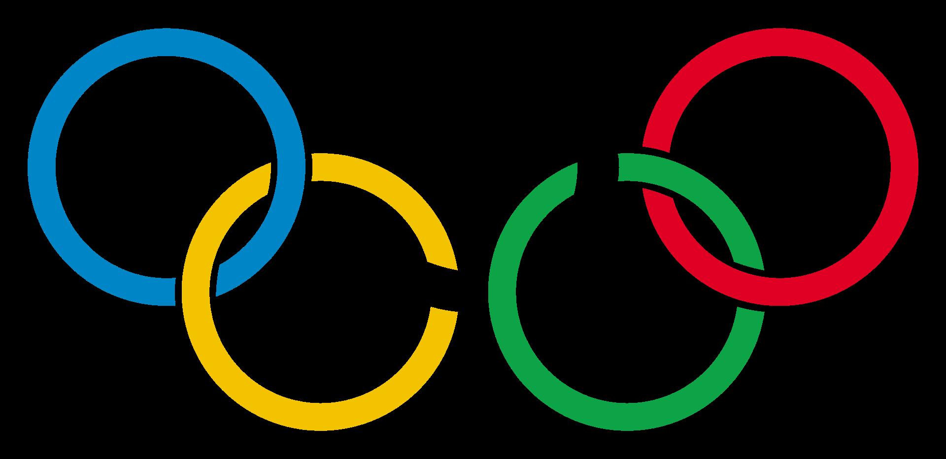 صورة لشعار الألعاب الأولمبية