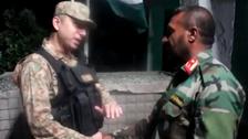 پاکستان نے افغان نیشنل آرمی کے 5 افسر اور 46 سپاہی افغان حکومت کو واپس کر دیے