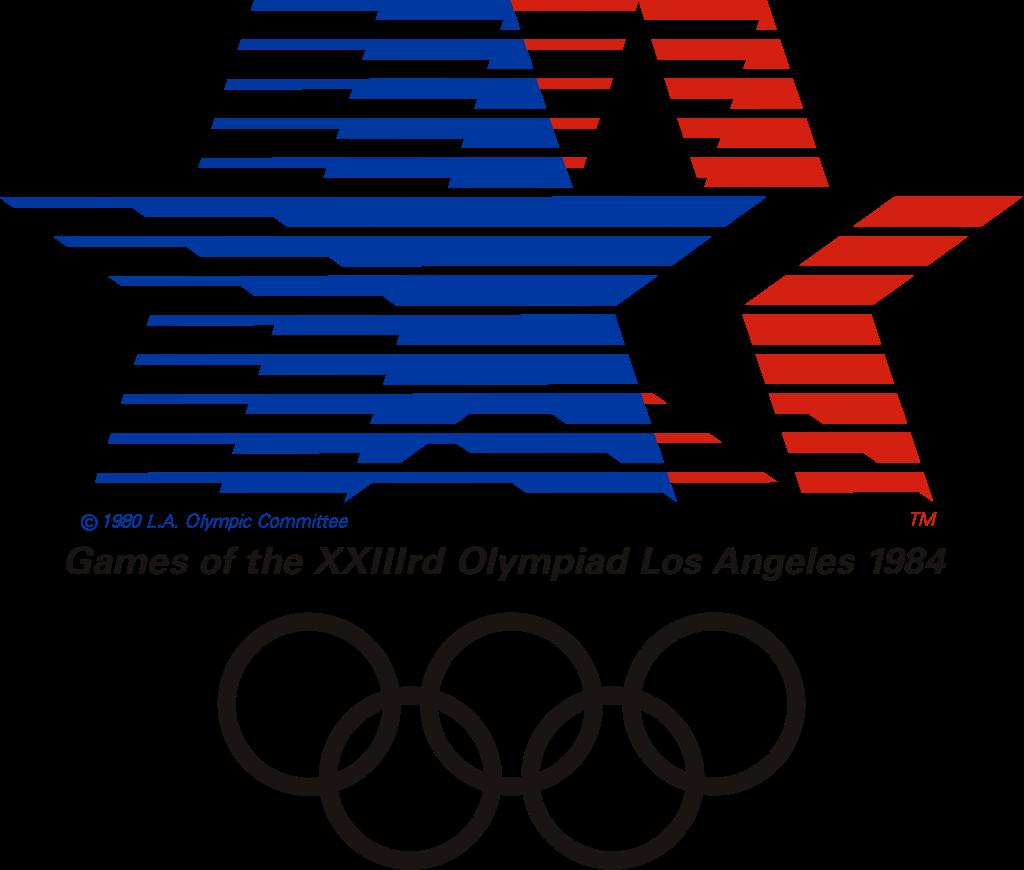 رمز الالعاب الأولمبية لوس أنجلوس 1984