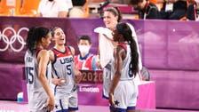 سيدات أميركا يدخلن التاريخ بعد الحصول على ذهبية كرة السلة 3 ×3