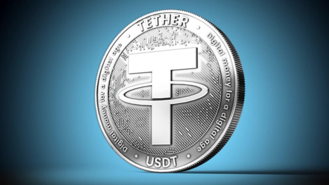 عملة Tether المشفرة