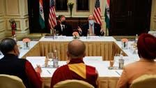 Risking Beijing's anger, Blinken meets representative of Dalai Lama in India