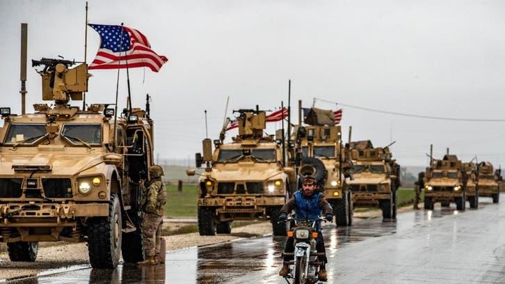 ابقای صدها نیروی آمریکایی در سوریه پس از خروج از عراق و افغانستان