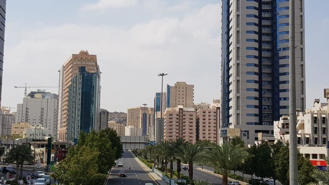فنادق مكة - تصوير لؤي حزام