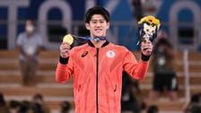 الياباني هاشيموتو يفوز بذهبية الجمباز
