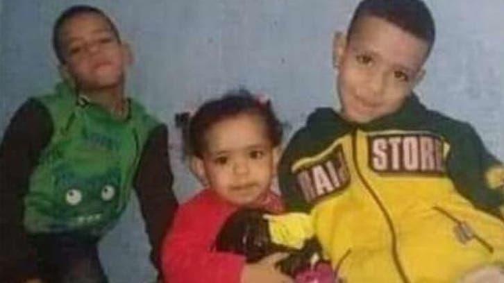 تفاصيل مرعبة عن جريمة مصرية قتلت أطفالها بـ