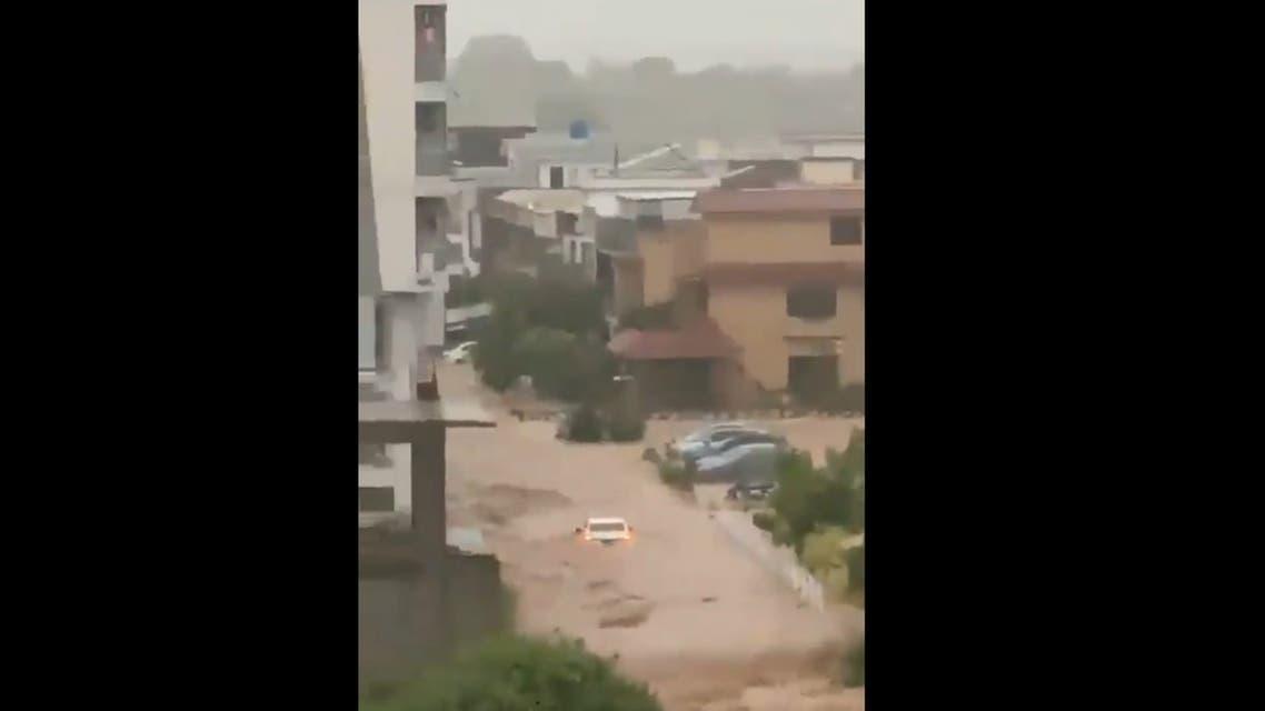 اسلام آباد میں بارش