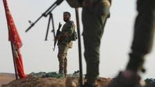 استقبال شبهنظامیان مورد حمایت ایران از خروج آمریکا از عراق