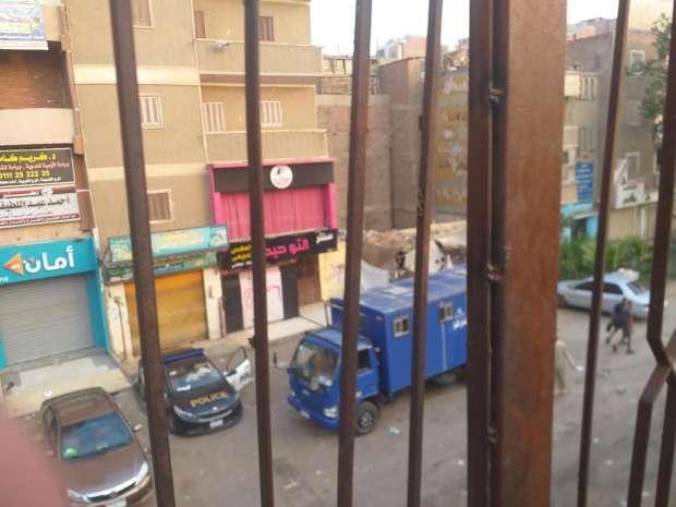 انتشار للأمن المصري