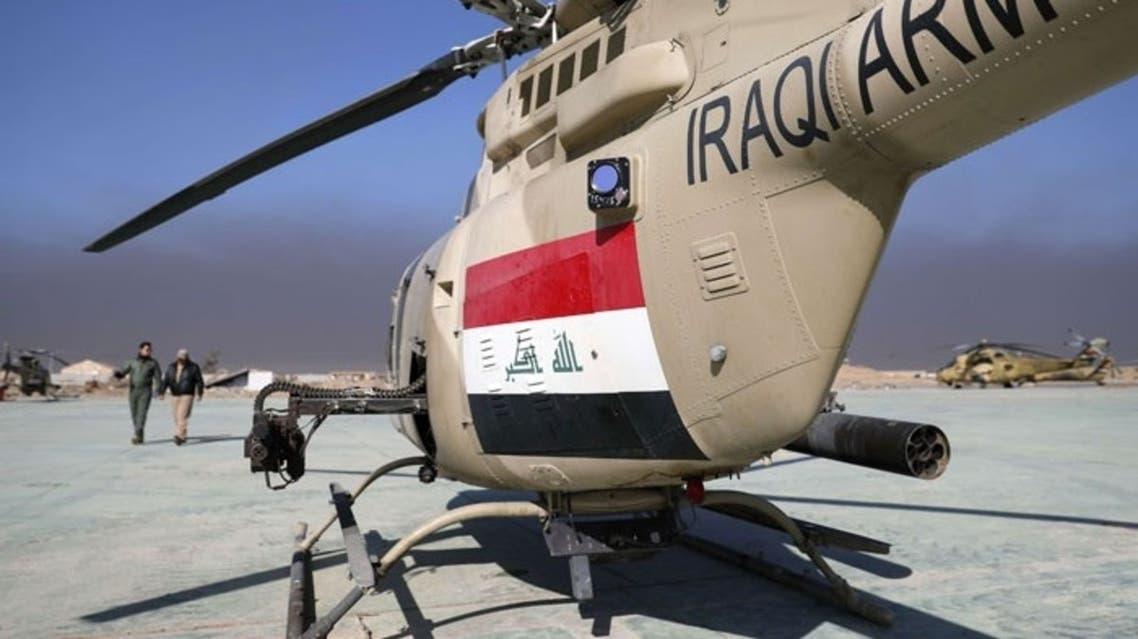 مروحية عراقية
