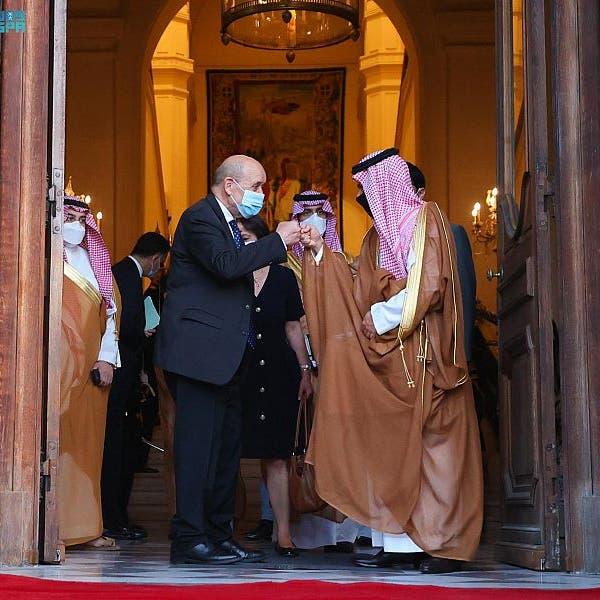 باريس: ندين بشدة هجمات الحوثيين التي تحاول استهداف السعودية