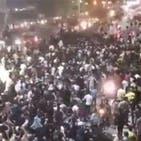 اعتراضات خوزستان؛ جان باختن یک مجروح و تظاهرات در رباط کریم