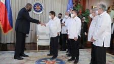 Philippine President Duterte retains key defense pact allowing US war exercises