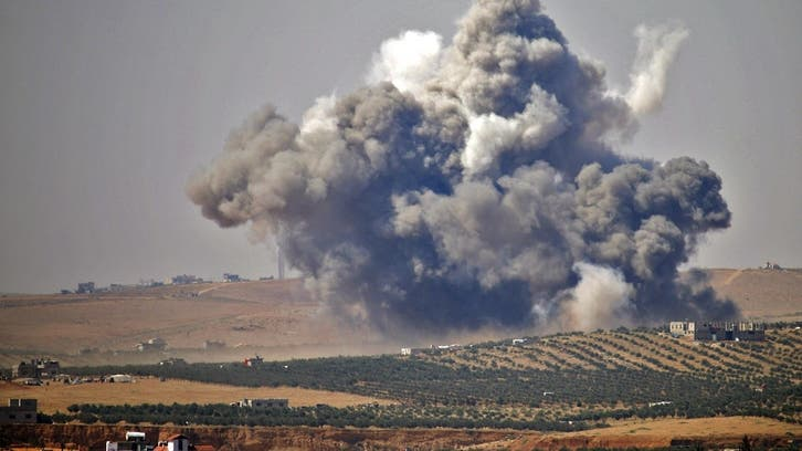 US hits out at Assad regime, 'very concerned' about latest violence in Syria's Daraa