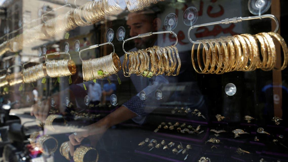سوق للذهب في القاهرة