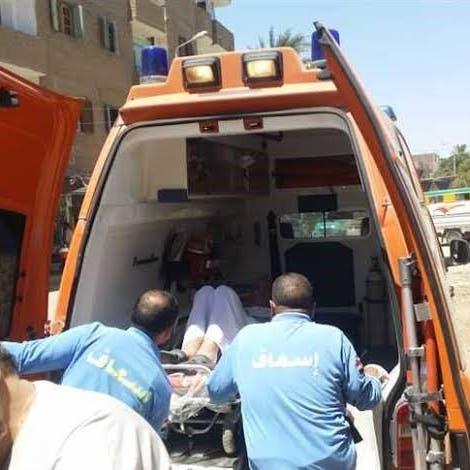 واقعة جديدة.. مصري يسقط متوفى أثناء مطاردةزوجته في الشارع