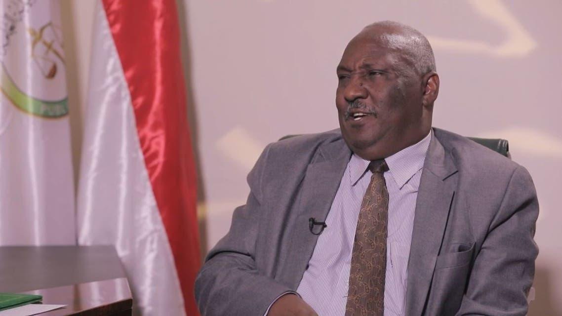 النائب العام السوداني مبارك محمود