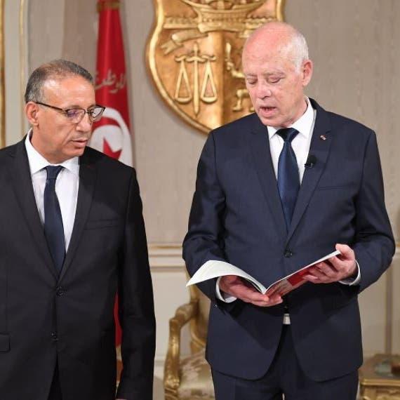 رئيس تونس يرفع الحصانة عن النواب ويعيّن مستشاره للأمن وزيرا للداخلية
