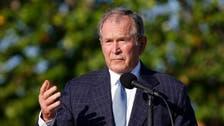 The tears of President Bush