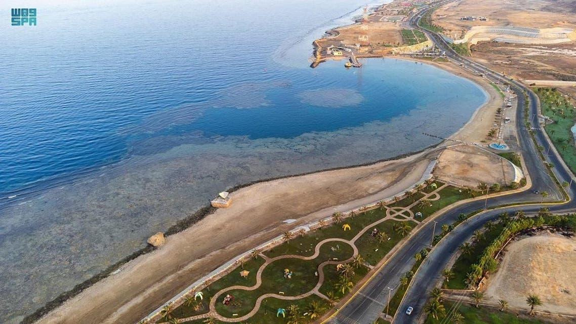 ساحل الوجه 4