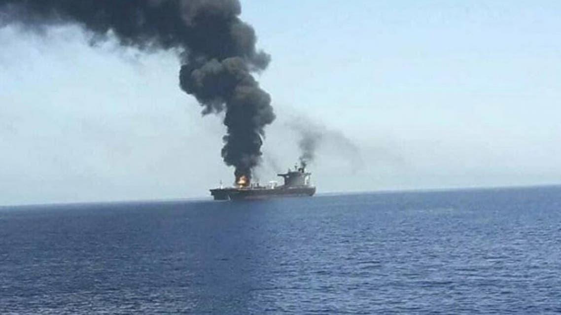 عکس کشتی از وبسایت شبکه العالم