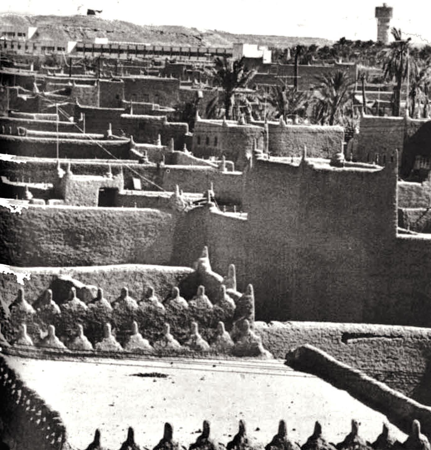 أحد الأحياء القديمة في مدينة بريدة بالقصيم، وقد غلب على مبانيه طابع العمران القديم