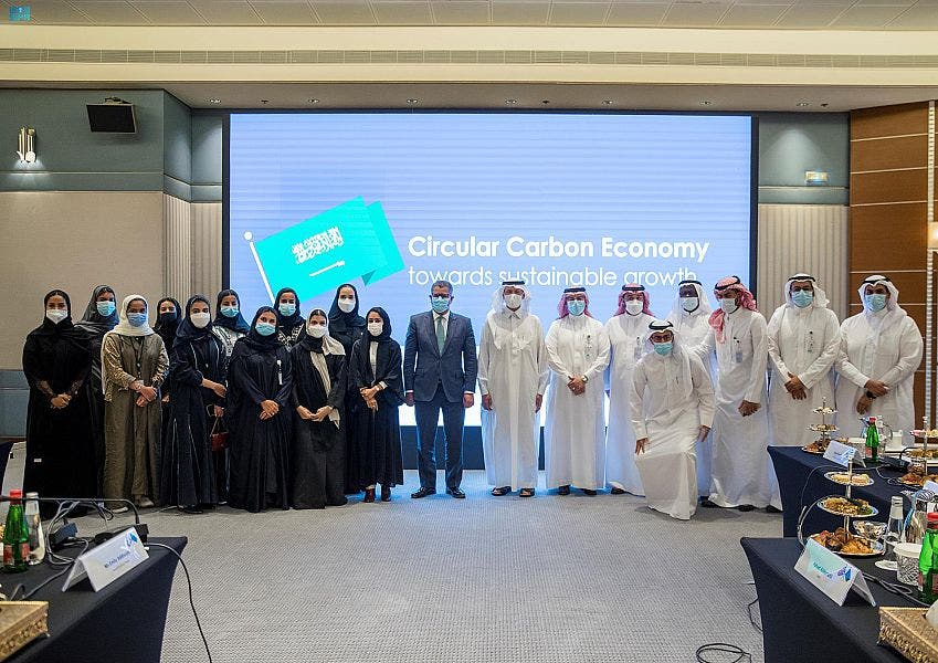 وزير الطاقة السعودي يلتقي الرئيس المعين لمؤتمر قمة المناخ لاتفاقية الأمم المتحدة الإطارية بشأن تغير المناخ