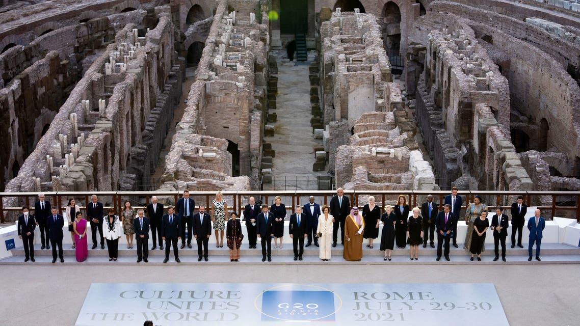 The second Culture Ministerial Meeting (CMM) took place in Rome on Saturday, a Saudi-led initiative inaugurated in 2020, at the Italian G20 meeting. (Supplied)