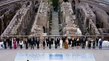 Saudi-initiated cultural talks take place during G20 meeting in Italy