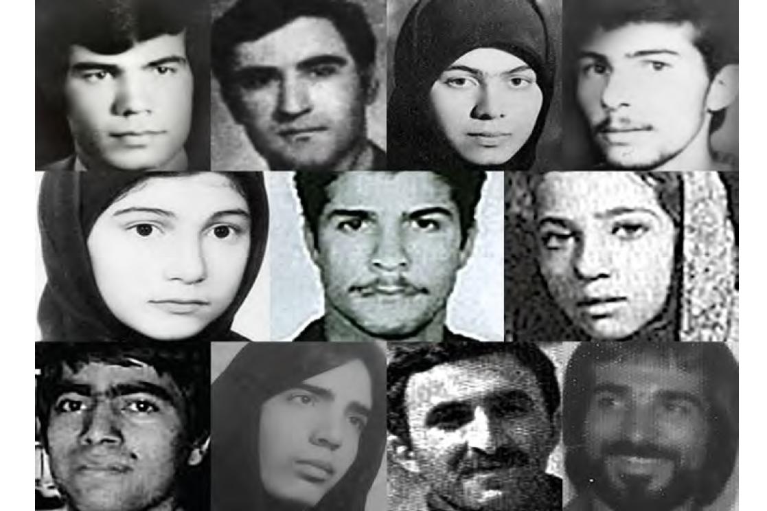 من ضحايا مجزرة الإعدام الجماعية