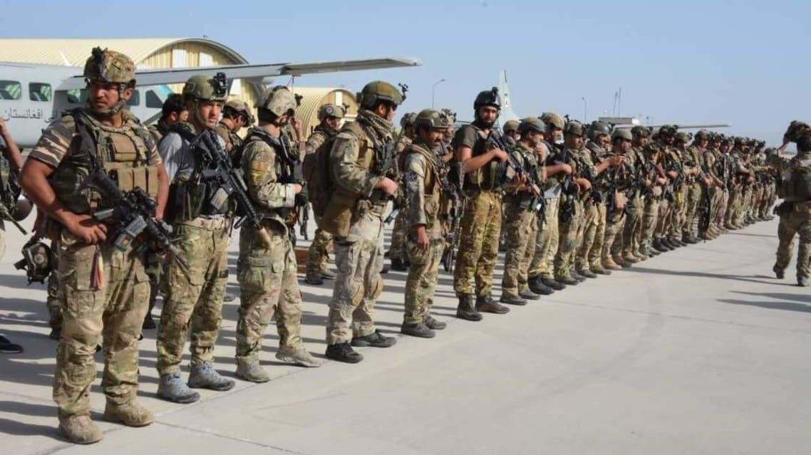 عکس از صفحه وزارت امور داخله افغانستان