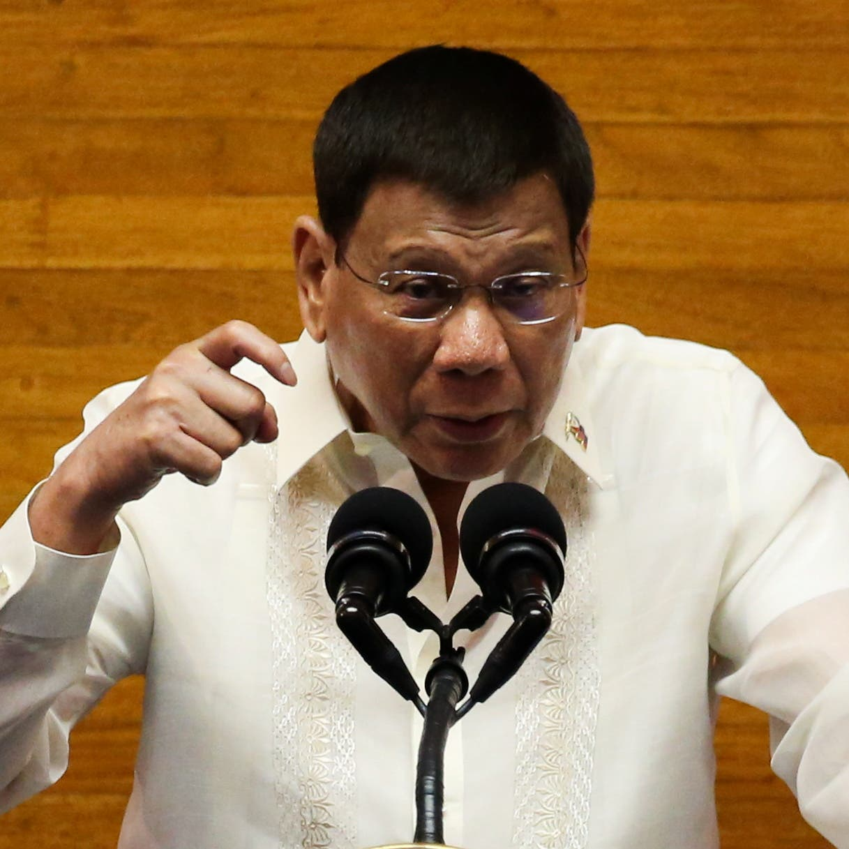 Duterte extends COVID-19 curbs in parts of Philippines