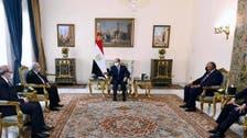 تأكيد مصري جزائري على دعم جهود الاستقرار في تونس