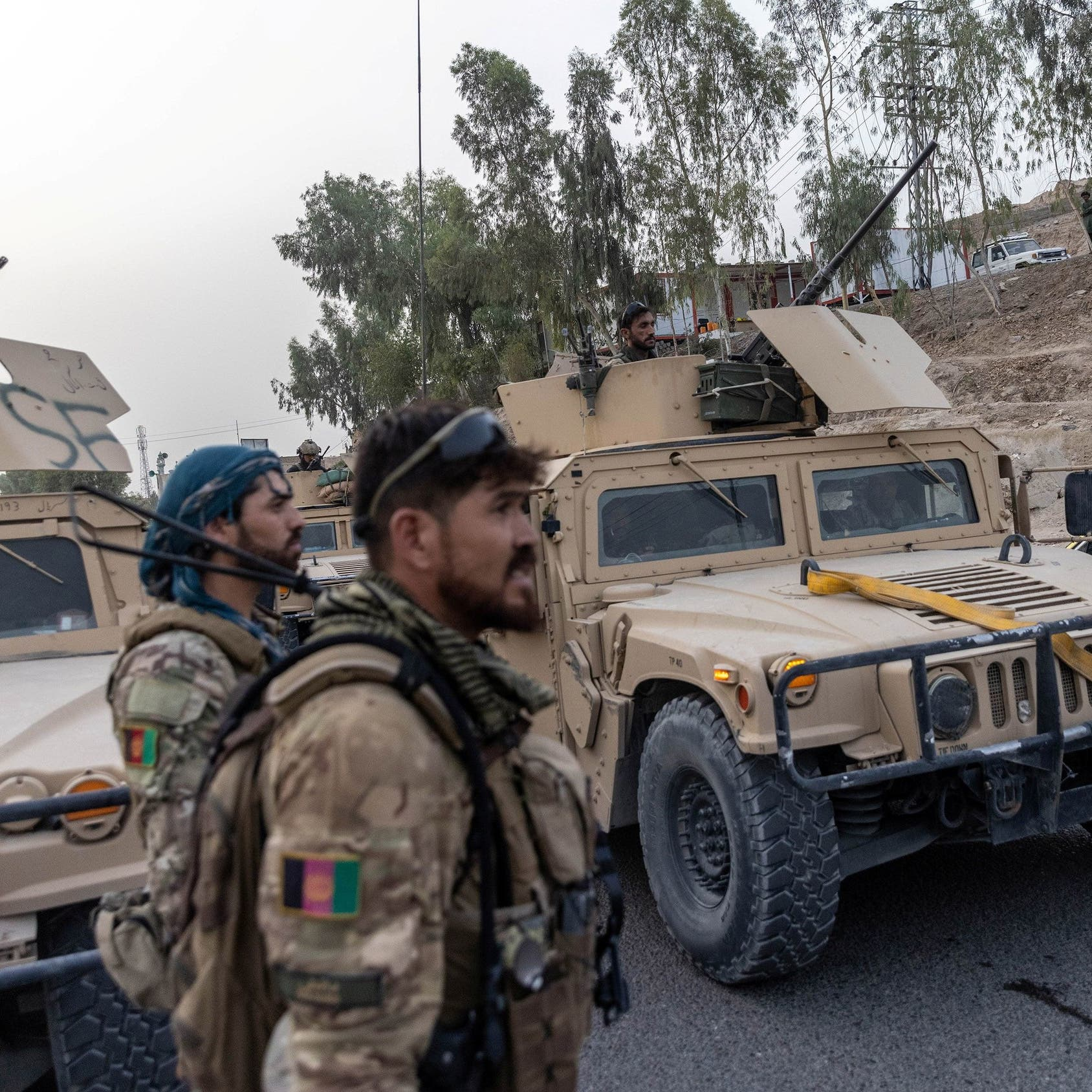 Officials: Another northern Afghan province falls to Taliban