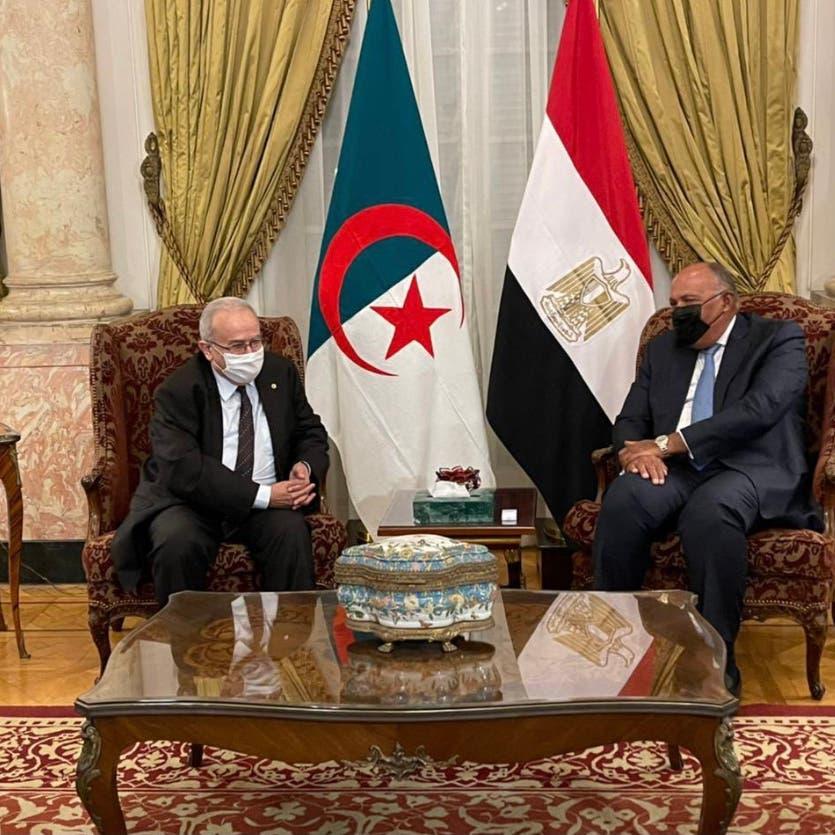 تنسيق مصري جزائري حولليبيا ودعم استقرار تونس