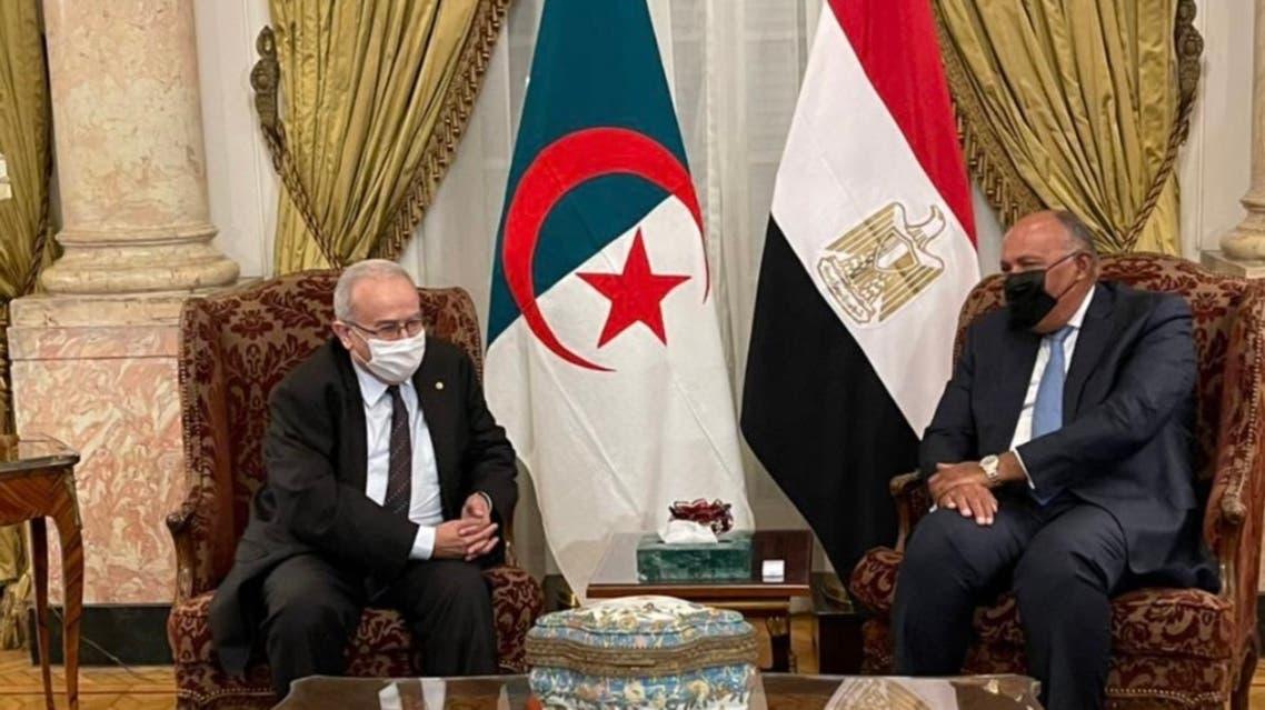 مصر والجزائر
